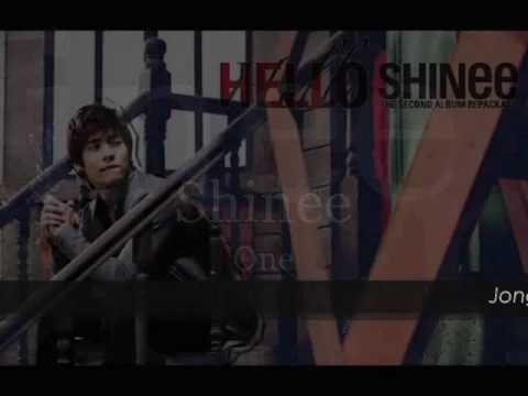 SHINee  - One (하나) LYRICS