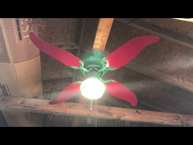 42 Encon Chili Pepper Hugger Ceiling Fan