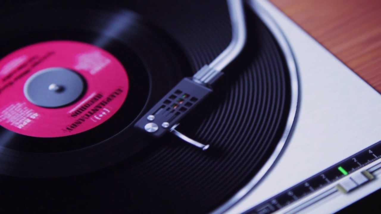 Vinyl The Real Record Player Youtube