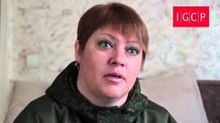 Женщины Донбасса. Узницы карателей. Часть 1 (Война в Донбассе. Прямая речь)