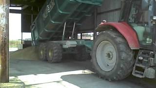 Camara przyczepa rolnicza 18t tandem.AVI
