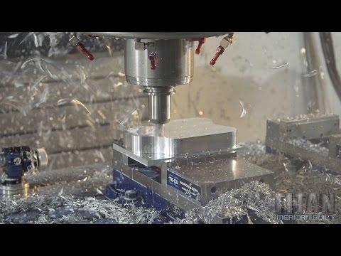Pushing CNC Machine Speeds to the Limit