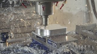 Pushing CNC Machine Speeds to the Limit