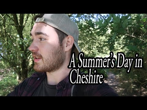 Channel Catch up Vlog. Cheshire countryside & Grimmfest + TRNSMT Festival.