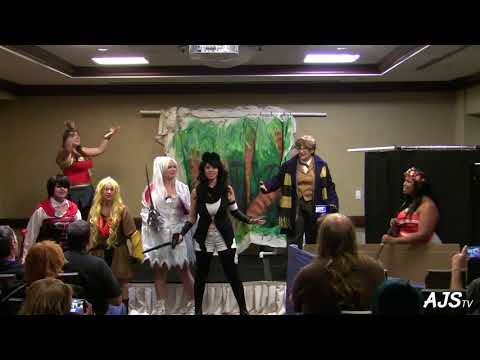 LOST on This Island: A Cosplay Musical