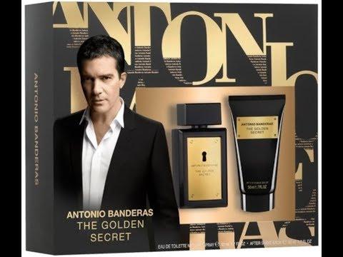 The Golden Secret By Antonio Banderas For Men (2011)
