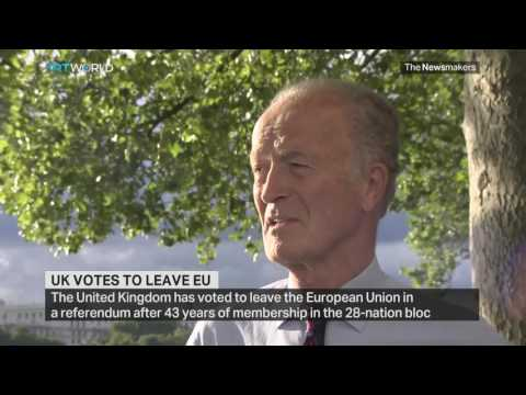 The Newsmakers: UK EU Referendum Special, Part 1