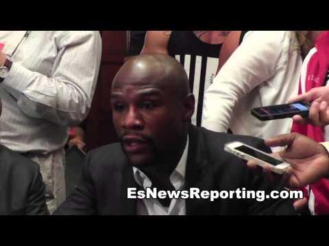 My last Interview with Stuart Scott - No One Beats Floyd Mayweather - EsNews Boxing