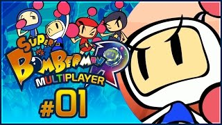 Super Bomberman R - Online Multiplayer Part 1 | Bomb-Blasting With Subscribers!