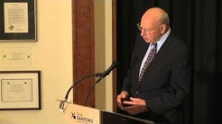 Ambassador Thomas Pickering presents the '15 Spring Rudnick Lecture