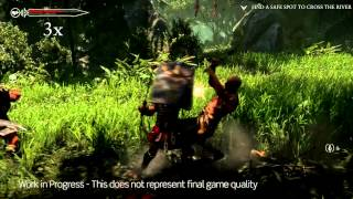 Ryse: Son of Rome - Combat Vidoc 2k Quality