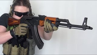 (Airsoft) AKM GHK (GKM 2016) - 1J nozzle