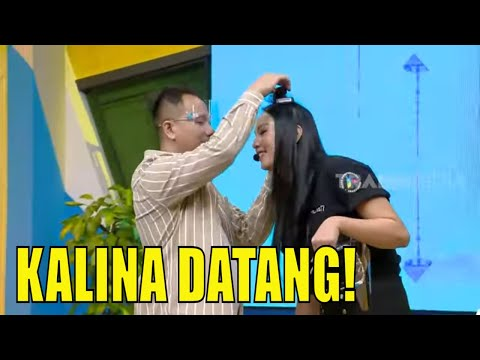 Kaget, Vicky Gak Nyangka KALINA Datang!   OKAY BOS (20/11/20) Part 3