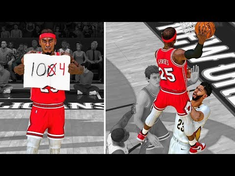 Wilt 100 Point Challenge • Convinced Anthony Davis to NOT Trade to the Lakers NBA 2k19 MyCareer