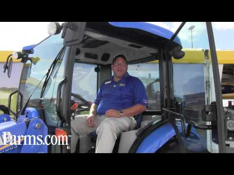 New Holland's Boomer 3000 Compact Tractor - YouTube