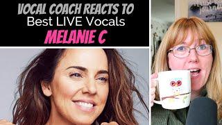 Baixar Vocal Coach Reacts to Melanie C Best LIVE Vocals