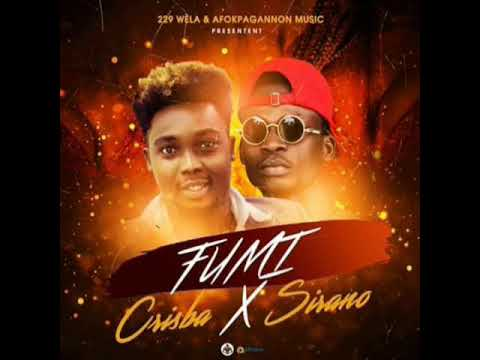 Crisba feat Sirano: Fumi (audio officiel)
