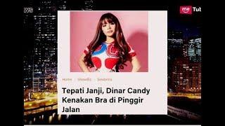 GOKIL Prancis Juara Piala Dunia 2018 DJ Dinar Candy Pakai Bra di Jalanan Part 3B HPS 08 08