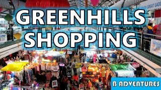 Philippines 2014 Episode 21 - Manila: The Fort Strip, Taguig Nightlife, & Greenhills Shopping Center