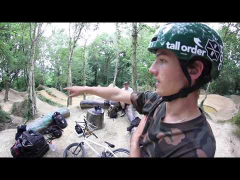 tall order - Webisode #9 Trails and Wales Part One