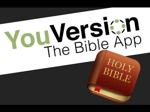 YouVersion Bible App - #7 FAITH BUILDER DEVOTIONS - YouTube