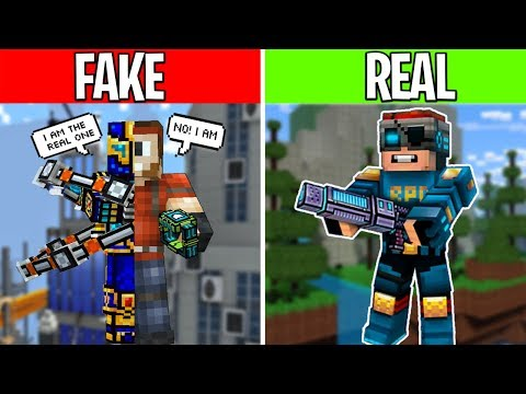 10 Things Only Fake Pro Players Do | Pixel Gun 3D