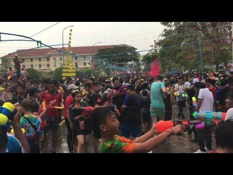 Cambodia celebrates Khmer New Year