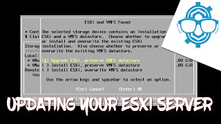 How to Update ESXi 5.x to ESXi 6.0!