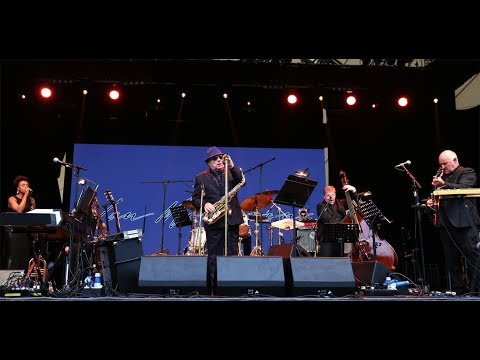 Van Morrison live at Eden Project -2017 (exented version)