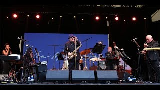 Van Morrison live at Eden Project -2017 (exented version)