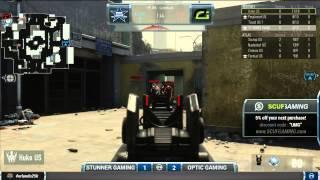 UMG Orlando 25k - Grand Finals Game 4 - Optic Gaming vs. Stunner