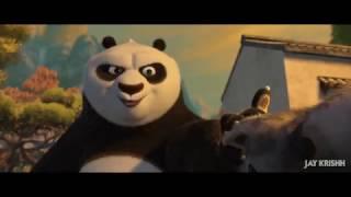 bairavaa teaser kung fu panda version