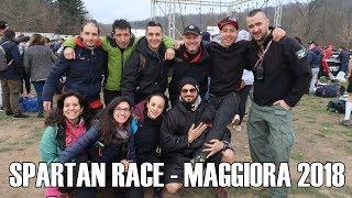 SPARTAN RACE - MAGGIORA 2018