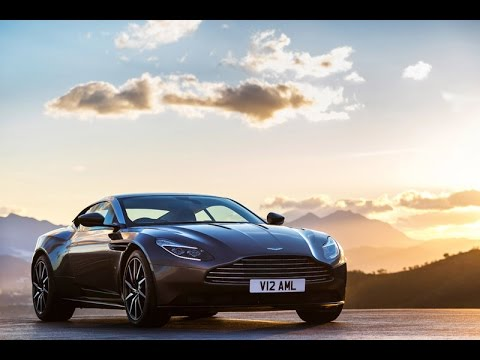 Aston Martin DB11 2016 обзор. Тест-драйв. Test Drive
