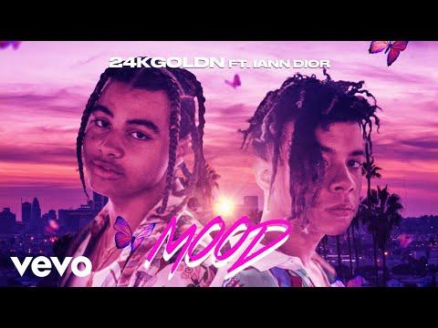 24kGoldn – Mood (Official Audio) ft. Iann Dior