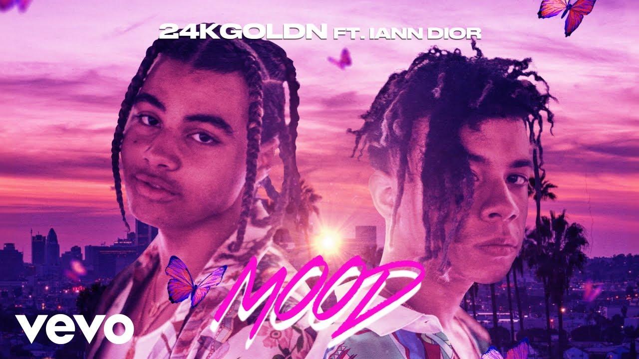 24kGoldn - Mood (Official Audio) ft. Iann Dior