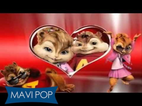 Demet Akalın Evli,Mutlu,Çocuklu Alvin Ve Sincaplar