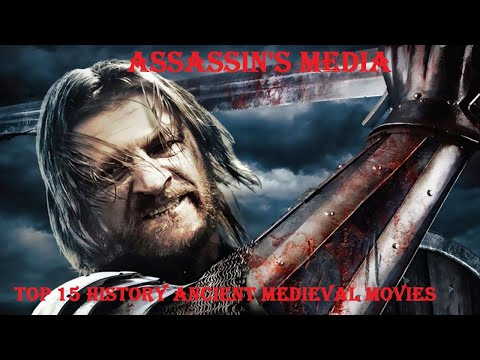 Top 15 History Ancient Medieval movies 2019