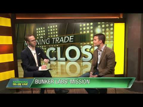 Bunker Labs COO on TD Ameritrade's Morning Trade Live