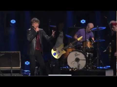 Rolling Stones Jumping Jack Flash 12.12.12. Concert HD