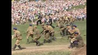 Реконструкция Великой Отечественной Войны видео