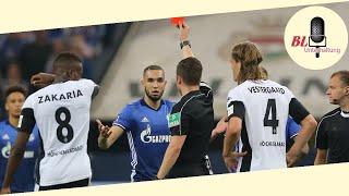 Schalke erkämpft sich Unterzahl-Punkt gegen Mönchengladbach