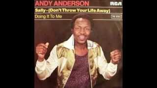 ANDY ANDERSON - Sally 1978