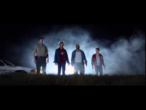 Lazer Team 2015    Alan Ritchson, Alexandria DeBerry, Gavin Free