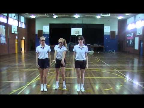 Chris Brown Yeah 3x - A School Dance Project