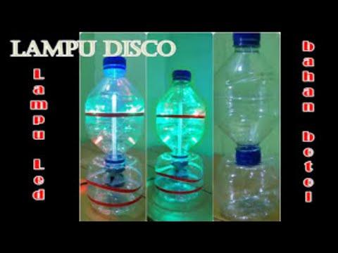 Lampu Disco Led Botol Bagian 2