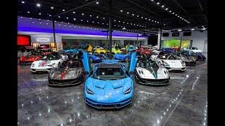 Lamborghini Centenario,Bugatti Chiron,Pagani Huayra L'ULTIMO,Insane Supercar - Hypercar Paradise!!