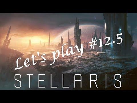 [LP] Stellaris FR - 01x12,5 - Projet Colosse et centre scientifique |