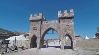 Судакская крепость ( МиниОтдых часть 4)