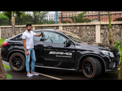 Mercedes GLE 43 AMG Coupe - Muscle SUV | Faisal Khan